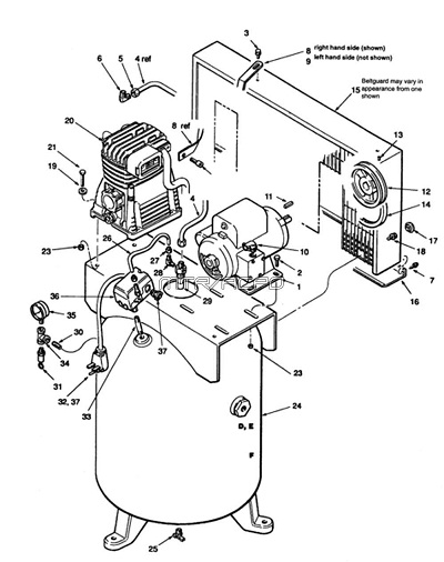 S51-AT18-60V- Need An Owners Manual
