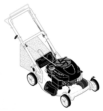 917.376395 Lawn Mower Manual- Need An Owners Manual