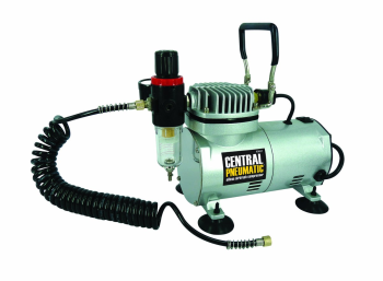 Central Pneumatic 93657 Oilless Airbrush Compressor Need