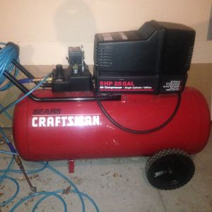 Craftsman 919 165250 Air Compressor Manual Need An Owners