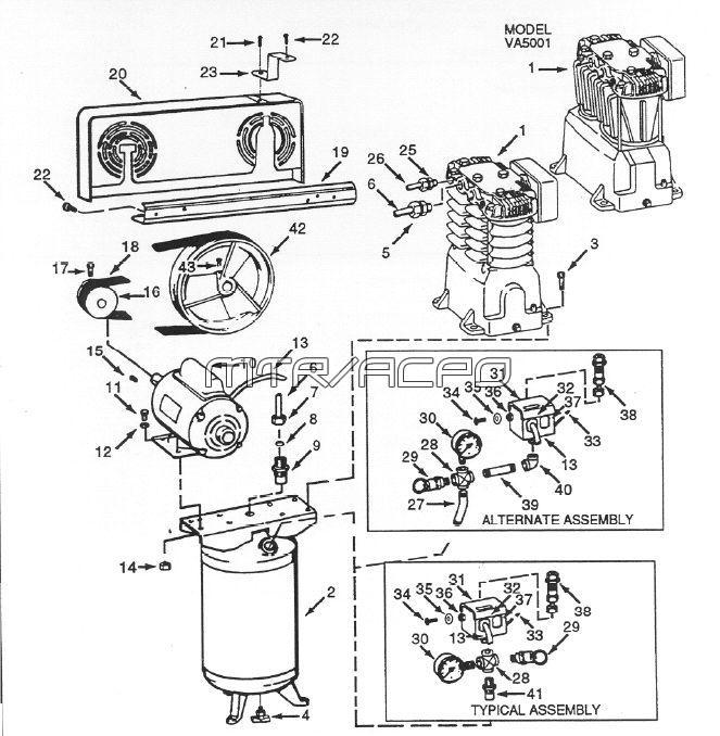 919. 152813 oil-free air compressor manual need an owners manual.